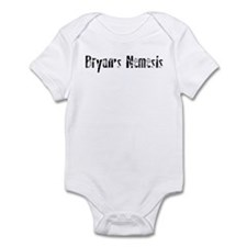 Bryan's Nemesis Infant Bodysuit