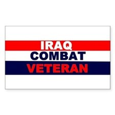 iraq combat veteran Decal