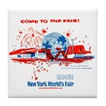 Come to the Fair Tile Coaster