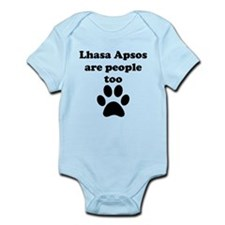 Lhasa Apsos Are People Too Body Suit