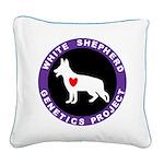 WSGP LOGO Square Canvas Pillow