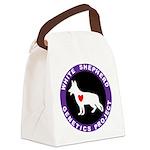 WSGP LOGO Canvas Lunch Bag