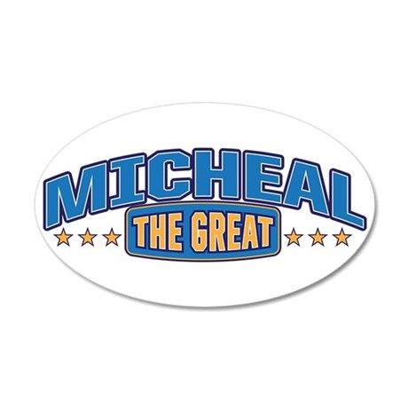 The Great Micheal Wall Decal