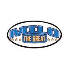 The Great Milo Patches