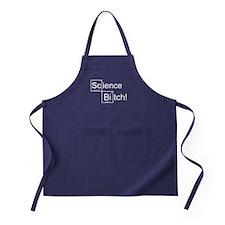 Science Bitch! Apron (dark)