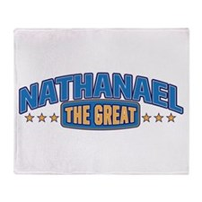 The Great Nathanael Throw Blanket