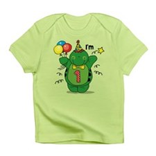Happy Turtle 1st Birthday Infant T-Shirt