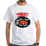 50 Is The New 30 White T-Shirt
