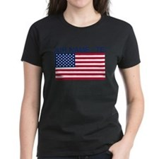 Custom American Flag T-Shirt