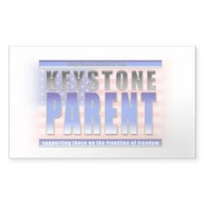 KS Parent Rectangle Decal