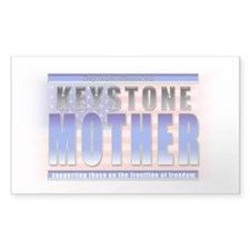 KS Mother Rectangle Decal