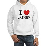 I love Lainey Jumper Hoody