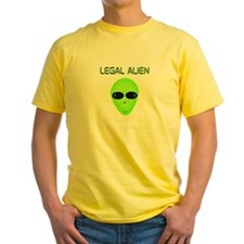 Legal Aliend T-Shirt