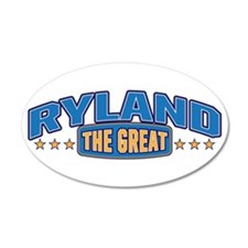 The Great Ryland Wall Decal
