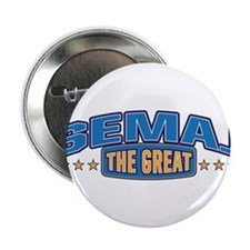 "The Great Semaj 2.25"" Button"