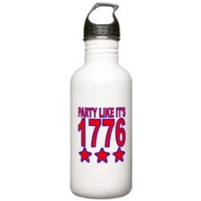 Party Like Its 1776 Water Bottle