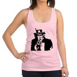 Uncle Sam Racerback Tank Top