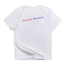 Dukakis-Bentson.png Infant T-Shirt
