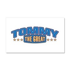 The Great Tommy Car Magnet 20 x 12