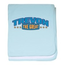The Great Trevon baby blanket