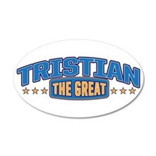 The Great Tristian Wall Decal