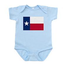 Texas Flag Body Suit