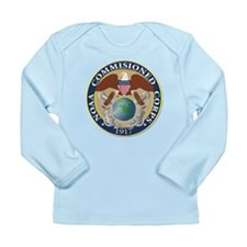 NOAA - Commissioned Corps Long Sleeve Infant T-Shi