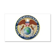 NOAA - Commissioned Corps Car Magnet 20 x 12