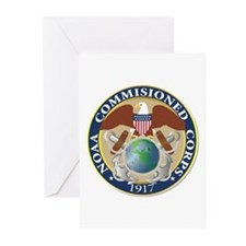 NOAA - Commissioned Corps Greeting Cards (Pk of 10