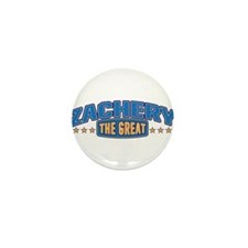 The Great Zachery Mini Button (100 pack)