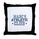 Marc Throw Pillow