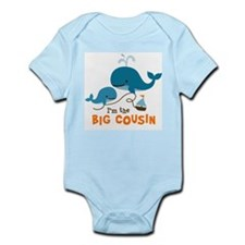 Big Cousin - Whale Body Suit