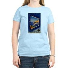 Vintage French Riviera Travel T-Shirt