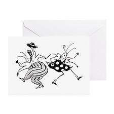 Jitterbug Greeting Cards