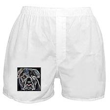 Neon Bulldog Boxer Shorts