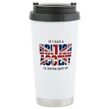 British Accent Travel Mug