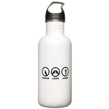 Rope Jumping Water Bottle