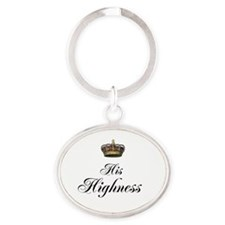 His Highness Keychains