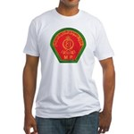Iraqi Military Police Fitted T-Shirt