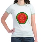 Iraqi Military Police Jr. Ringer T-Shirt