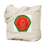 Iraqi Military Police Tote Bag
