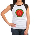 Iraqi Military Police Women's Cap Sleeve T-Shirt