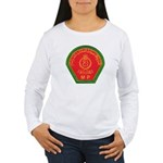 Iraqi Military Police Women's Long Sleeve T-Shirt
