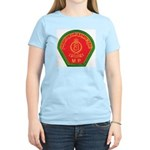 Iraqi Military Police Women's Pink T-Shirt