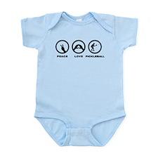 Pickleball Infant Bodysuit