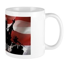 Wife Of U.S. Veteran Coffee Mug