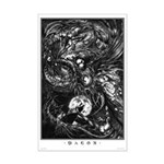 Dagon Mini Poster Print