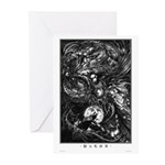 Dagon Greeting Cards (Pk of 10)