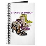 That's A Wrap Journal