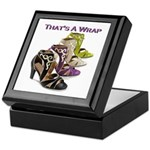 That's A Wrap Keepsake Box